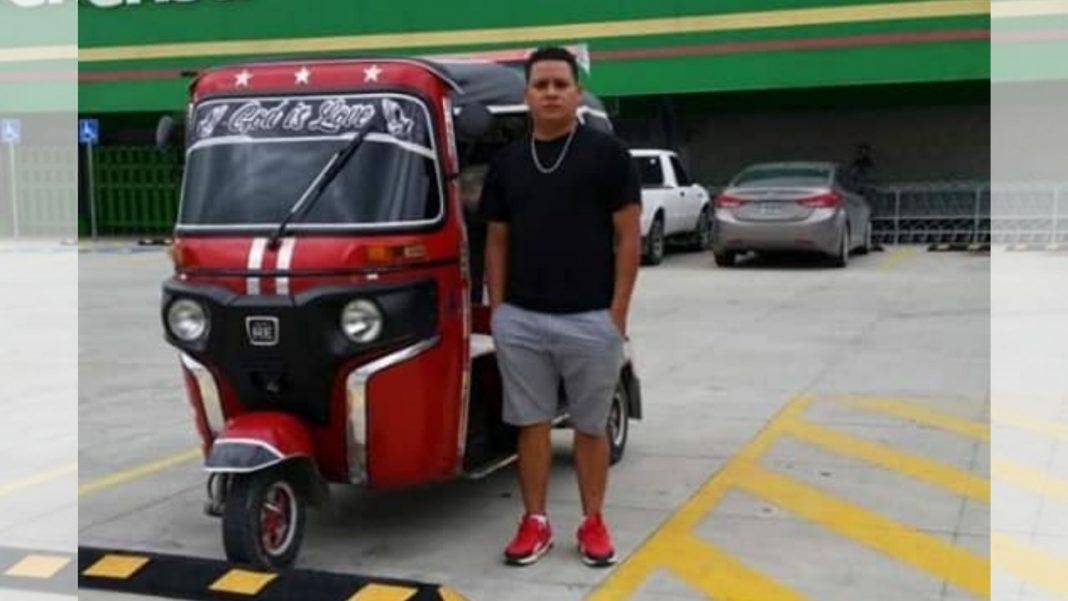 mototaxista Choloma