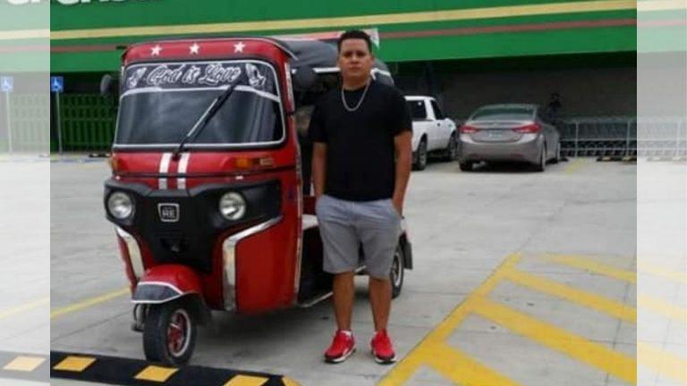 Transportistas de Choloma siguen de luto: sicarios acribillan a joven mototaxista
