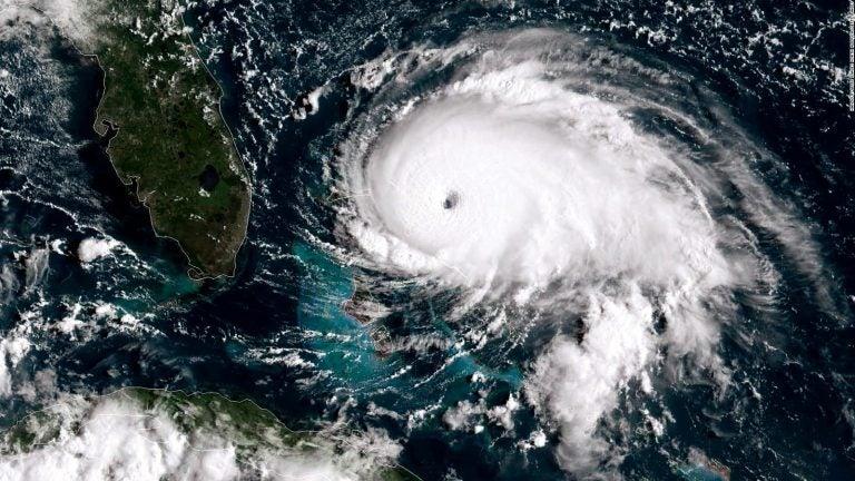 Año 2020 igualó récord de huracanes más importantes en el Atlántico