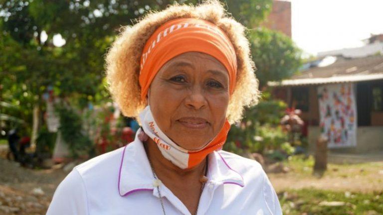 Fanny, la defensora de DDHH que combate el cáncer mientras lucha por los jóvenes