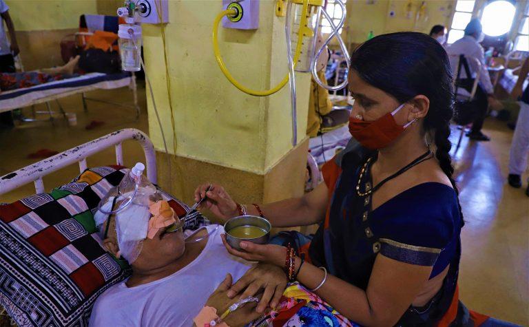 El peligroso «hongo negro» de la India, ¿a quiénes afecta principalmente?