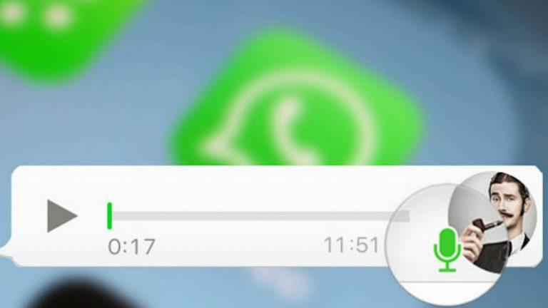 Tecnología  ¿Cómo escuchar notas de voz en WhatsApp sin que se enteren?