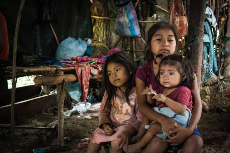 Triángulo Norte de Centroamérica, donde los pobres son más pobres