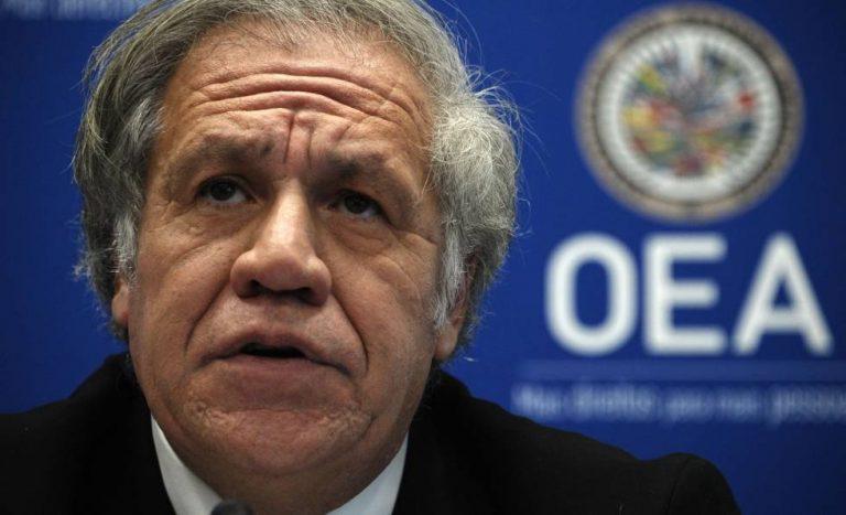 OEA rechaza la destitución de Magistrados de la Corte de El Salvador
