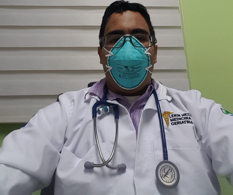 premio a médico hondureño