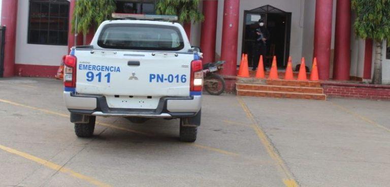 Matan a guardia de seguridad de la Municipalidad de Santa Cruz de Yojoa