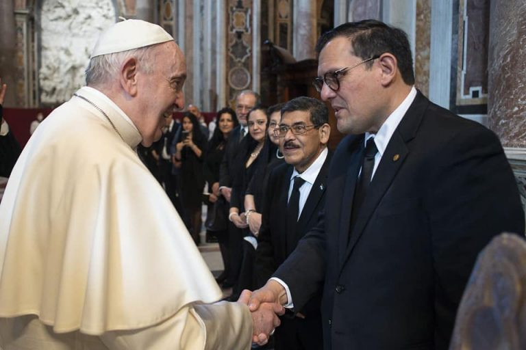 El Papa intercederá ante la ONU por Honduras tras Eta, Iota y el COVID