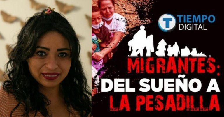 """La deportaron y ahora acobija migrantes: Rosa, """"ángel guardián"""" de hondureños en México"""