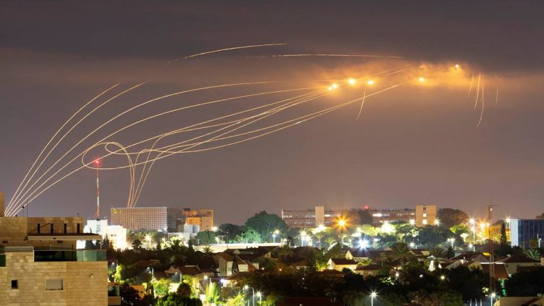 """La """"Cúpula de Hierro"""", el sistema antimisiles que ha salvado miles de vidas en Israel"""