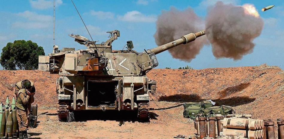 Israel ataca gaza