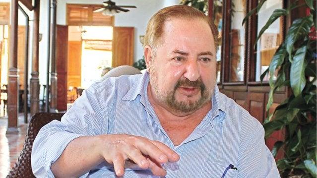Adolfo Facussé, empresario hondureño.