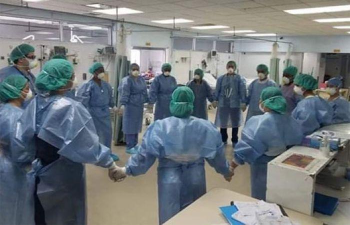 En más de 81 % se han reducido los contagios de COVID-19 en enfermeras