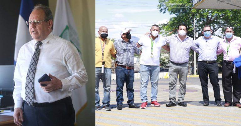 Anduray: Alcaldes buscan dañar imagen del gobierno hondureño en El Salvador