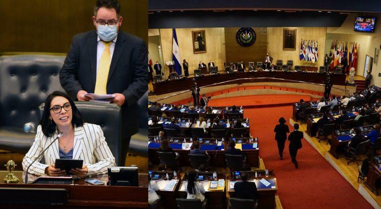 Asamblea Legislativa de El Salvador pide destituir a jueces de la CSJ