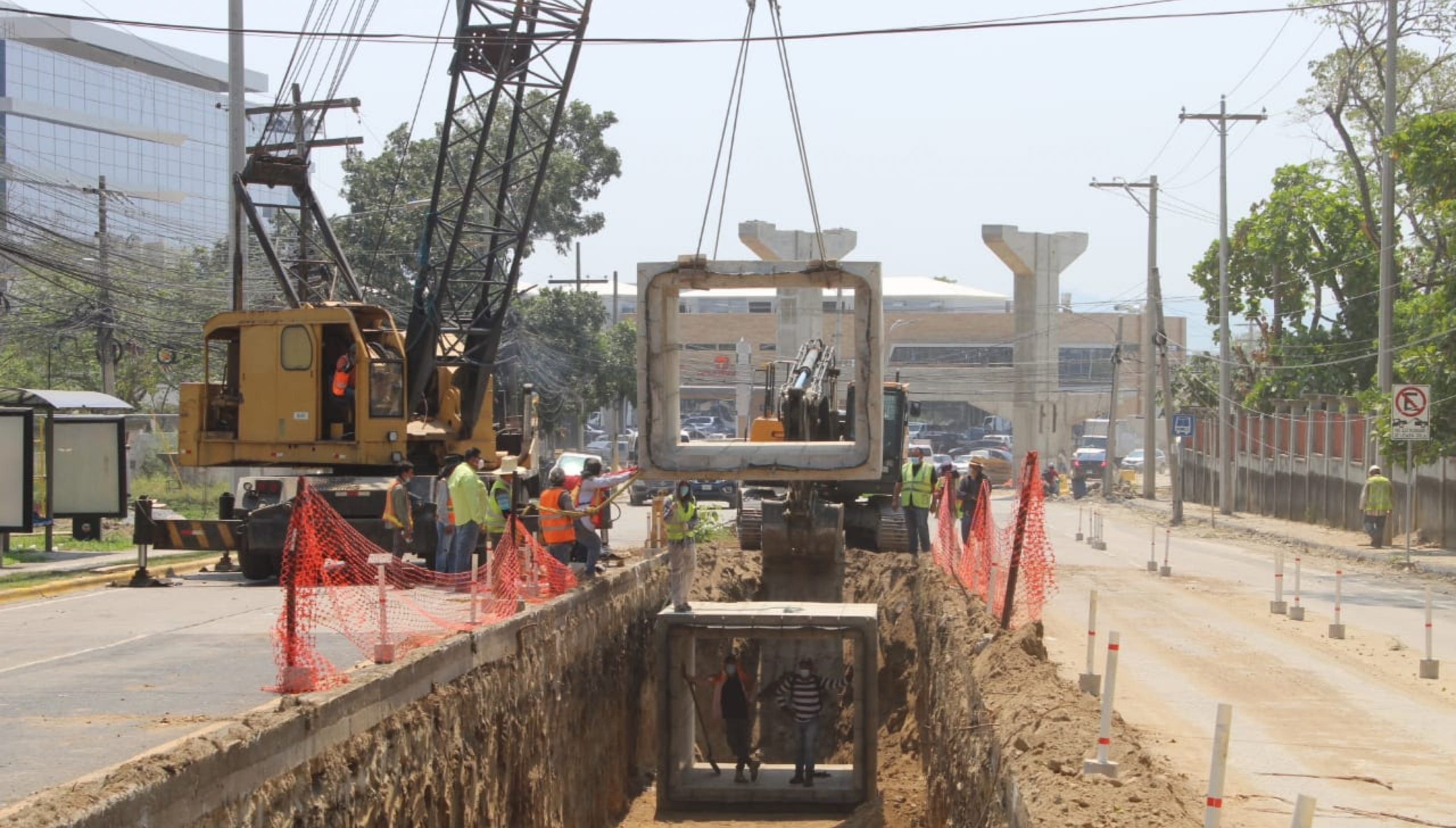 Municipalidad proyecto paseo Merendón