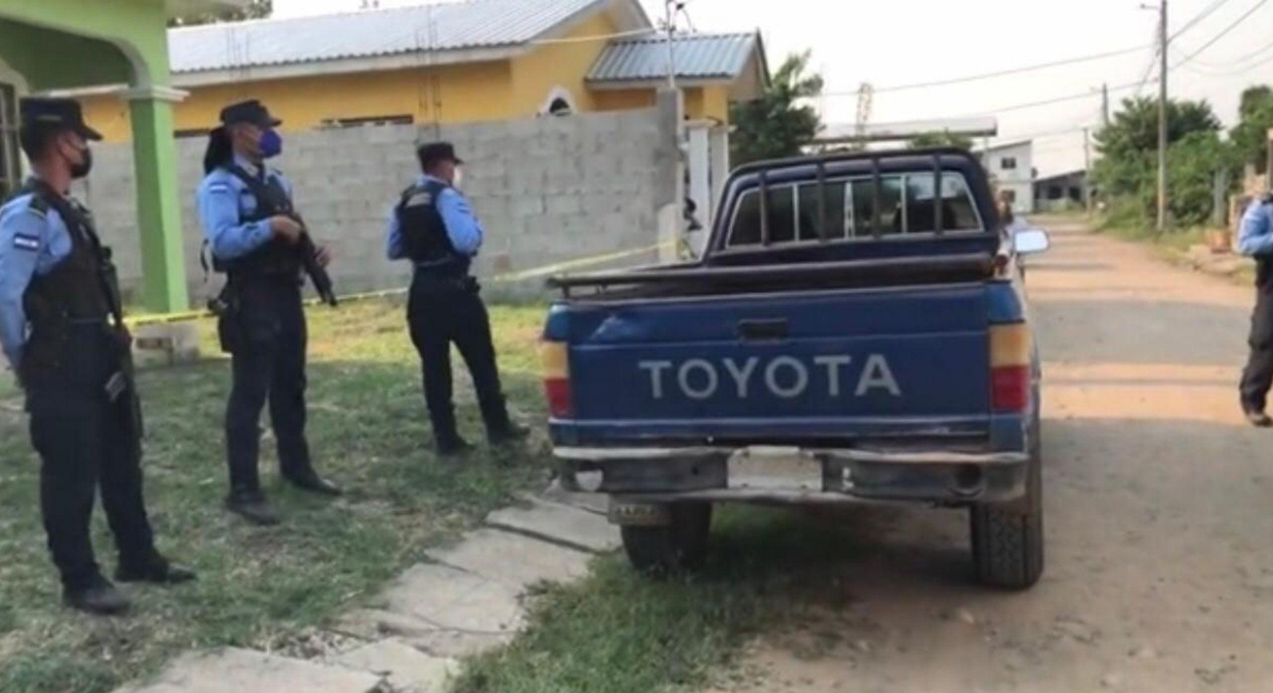 Hombre se suicida en Villanueva