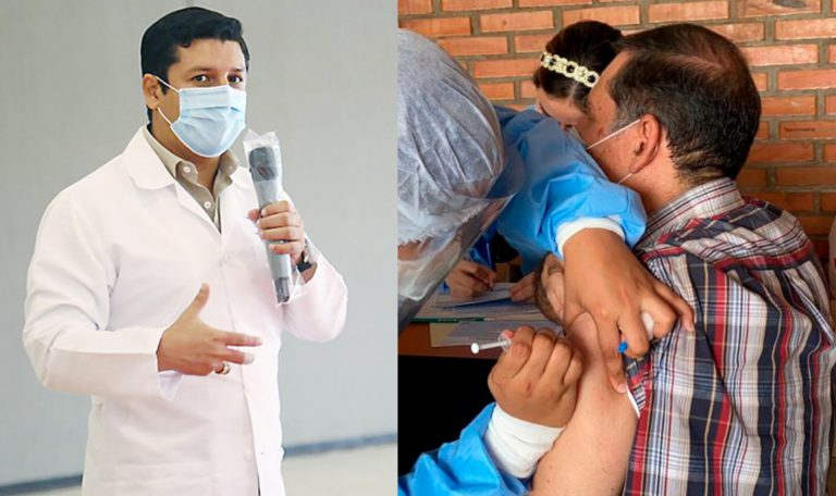 Viceministro de Salud: Cada hondureño que se inmunice está resguardando su vida
