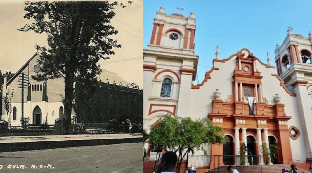 San Pedro Sula antes