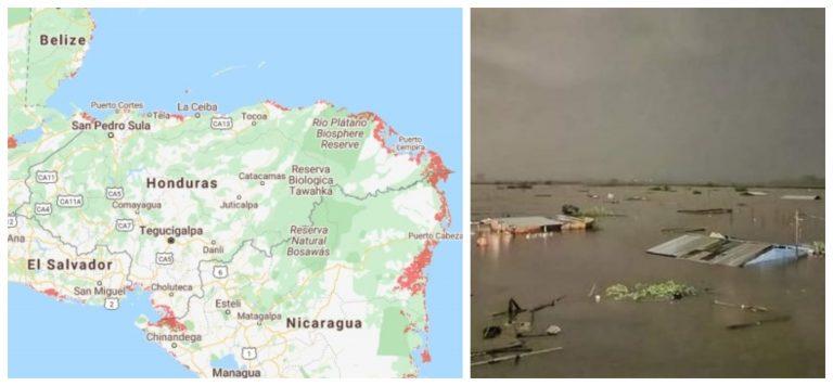 Estudio: costas de Honduras podrían quedar «sepultadas» bajo el agua en 2100