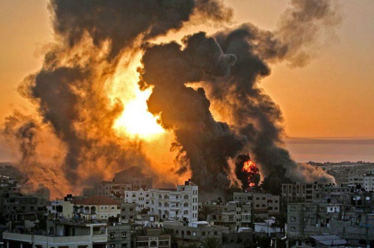 Guerra entre Israel y Hamás: casi 60 muertos y más de mil cohetes lanzados
