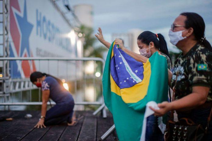 COVID en Brasil