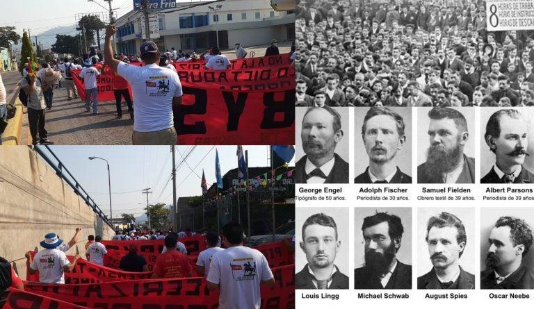 Honduras: ¿Por qué se conmemora el 1 de mayo como Día del Trabajador?