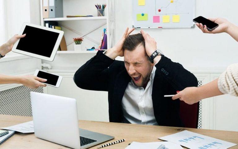 Salud  Siete consejos esenciales para reducir el estrés laboral