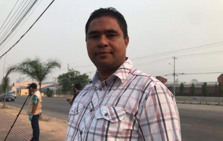 Tegucigalpa: por COVID-19 fallece Andelso Flores, presidente del SITRAUNAH