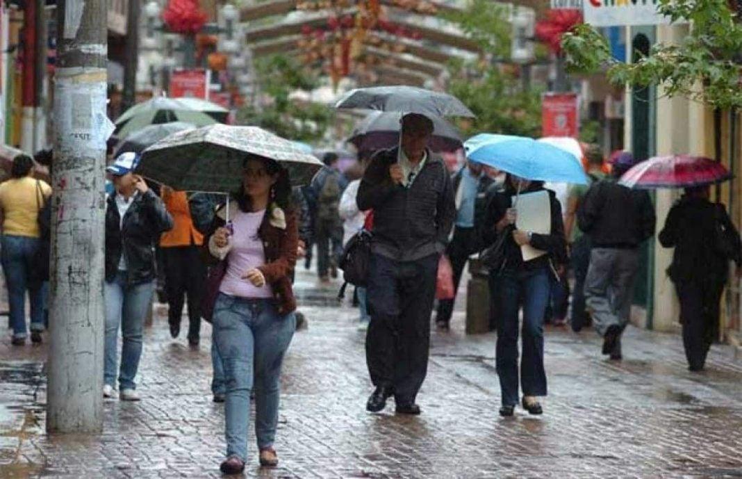 Frente frío dejará lluvias Honduras