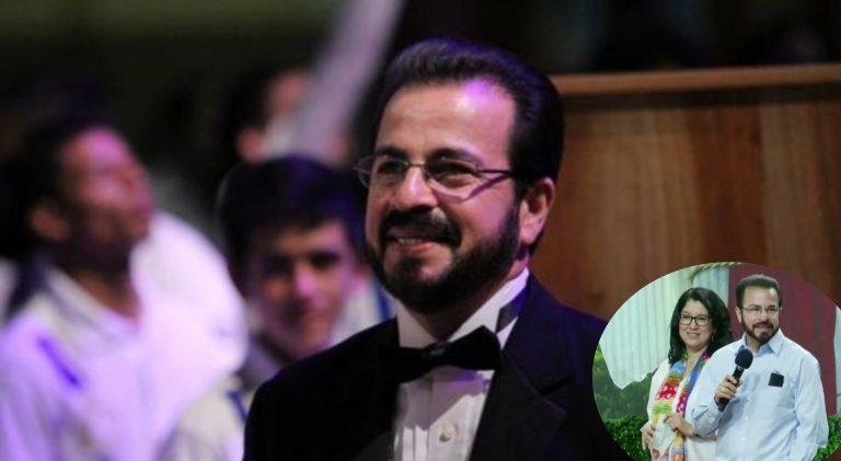 """""""Estoy muy feliz"""": pastor German Ponce presenta públicamente a su nueva esposa"""
