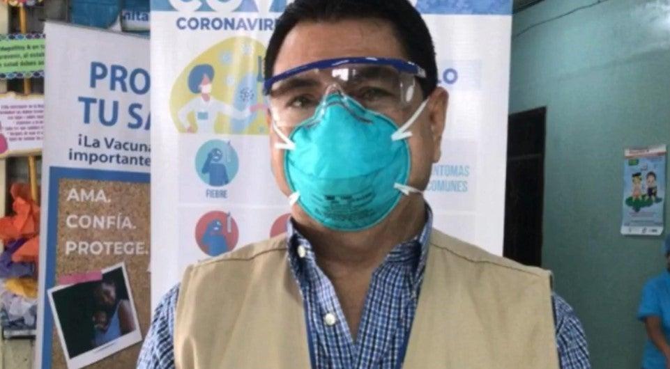 casos covid mayo Honduras