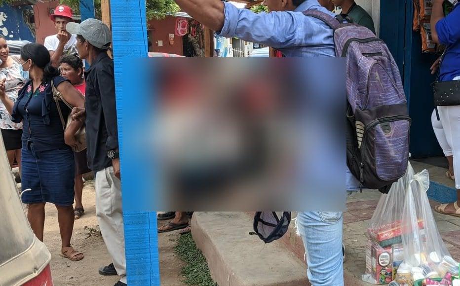 joven muere en centro de Choluteca