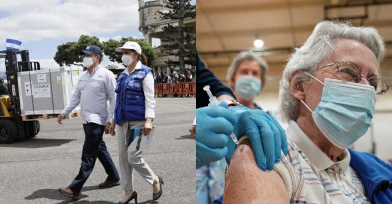 Estados Unidos priorizaría envío de vacunas anticovid a Latinoamérica