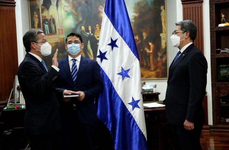 Cuatro cambios en el Gobierno de Honduras: hay nuevo ministro de Finanzas