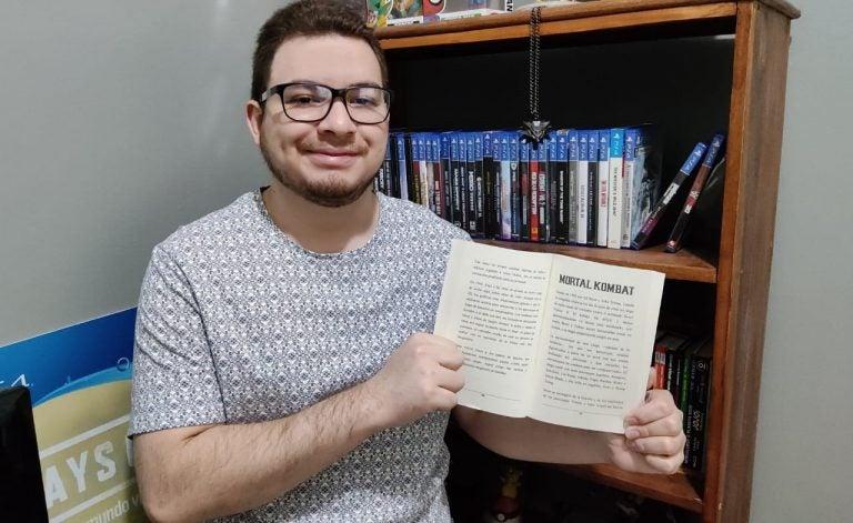 Hondureño publica libro sobre videojuegos y su influencia en la sociedad