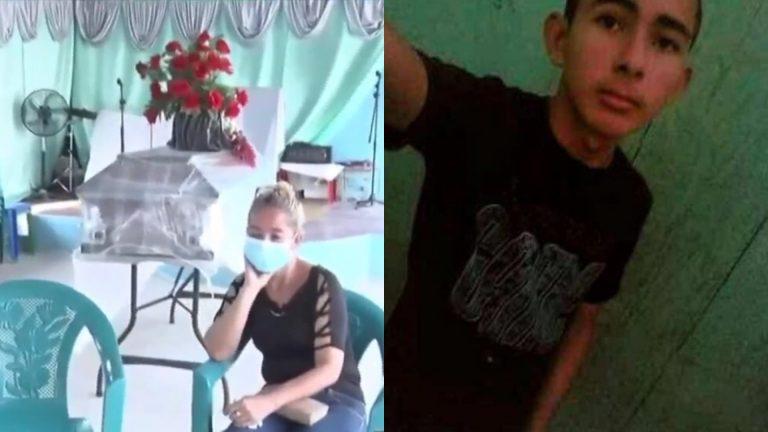 SPS: Velan restos del joven de 16 años que murió por «adicción a Free Fire»