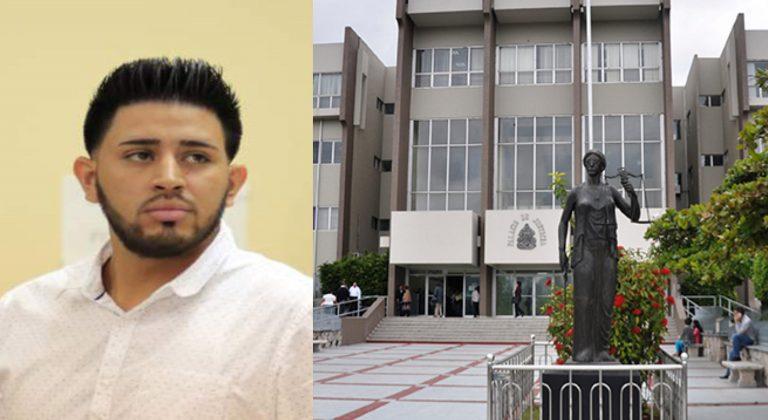 Designan a los jueces que repetirán el juicio de Kevin Solórzano