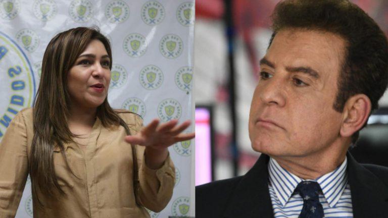Nasralla y Marlene Alvarenga se acusan de graves delitos; vea qué pasó