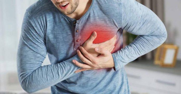 señalas de un ataque al corazón