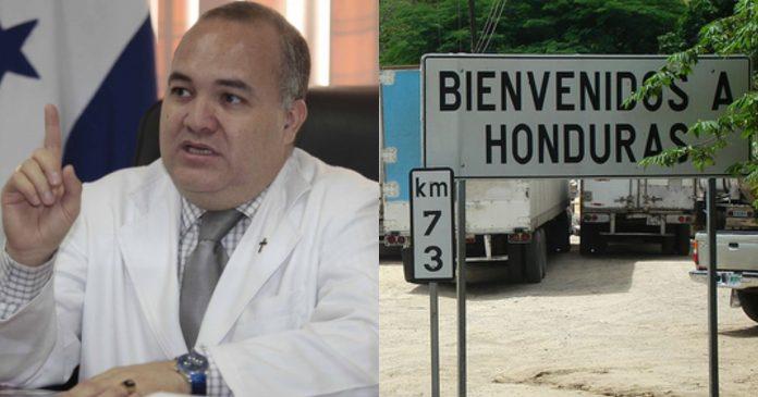 medico recomienda controlar entradas al país