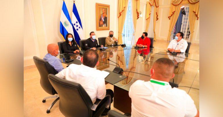¡Confirmado! Autoridades revelan cuántas dosis donará El Salvador a Honduras
