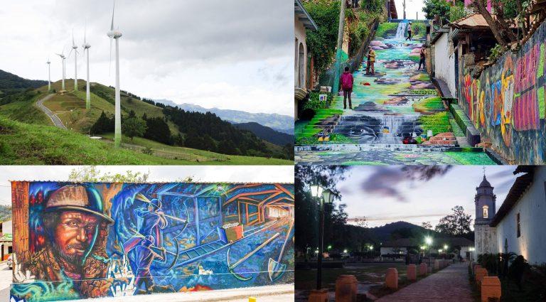 GALERÍA| Cinco municipios para visitar y disfrutar un fin de semana con mamá