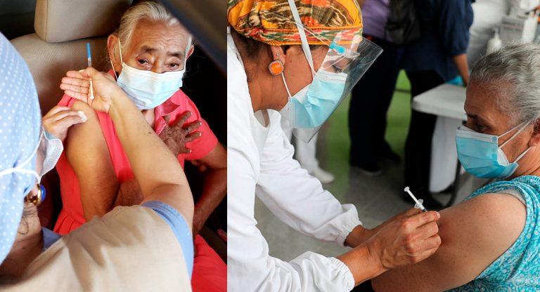 Tegucigalpa: Mañana inicia vacunación de adultos mayores de 75 años