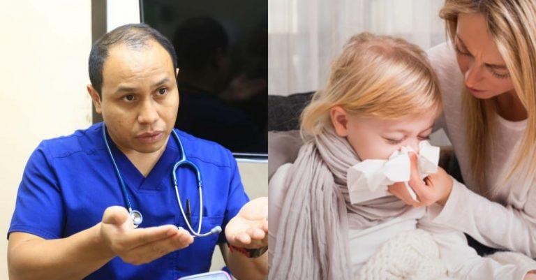 Pediatra explica: ¿cuáles son los síntomas más comunes de COVID-19 en niños?