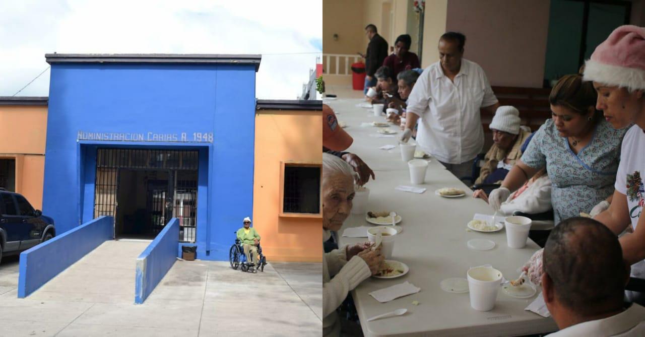 anciano asilo San Felipe