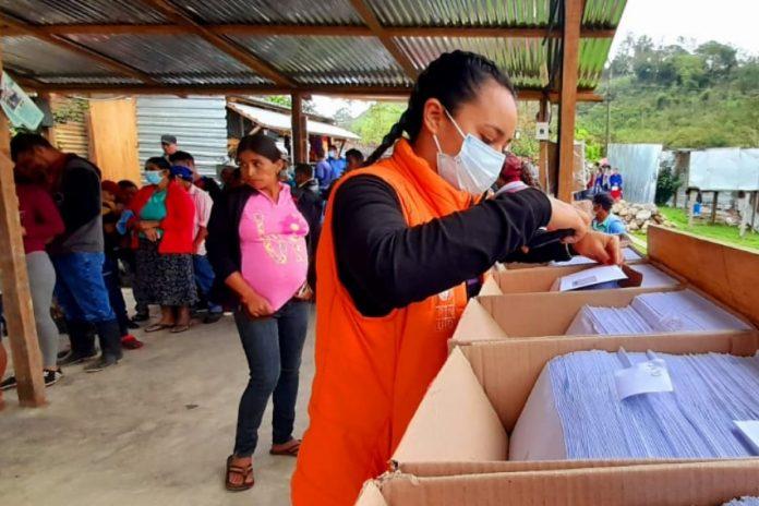 entrega identidad Honduras