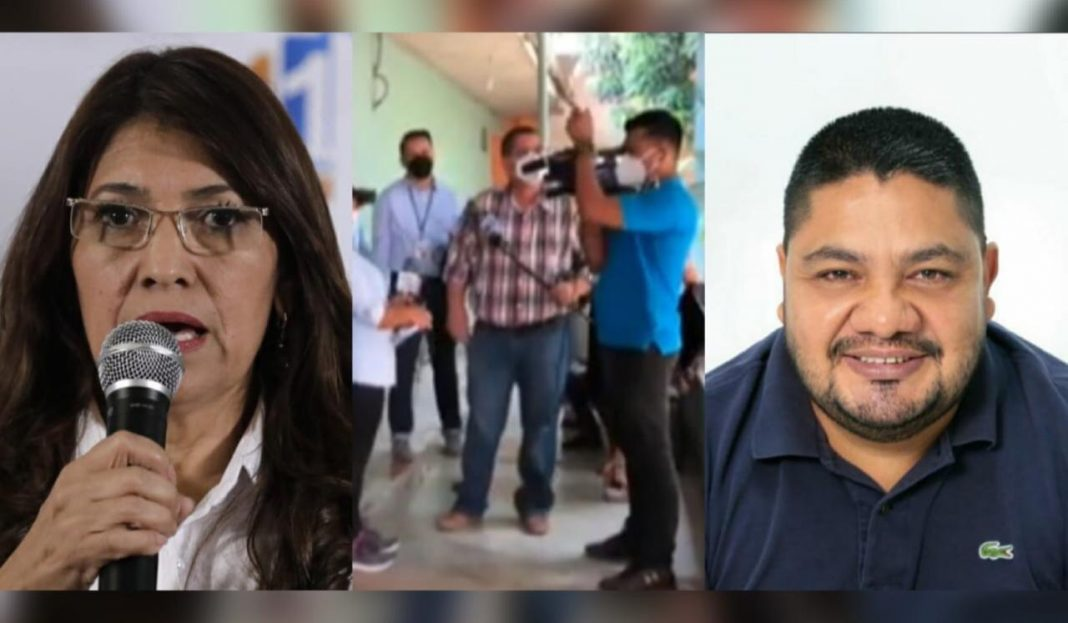 Vacunación periodistas covid Honduras