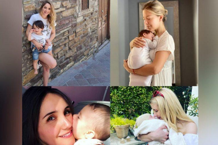 Artistas que celebraron por primera vez el Día de la Madre