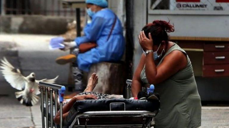Primera semana de mayo: cada 14 minutos murió un hondureño por COVID-19