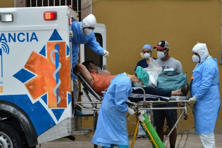 Honduras: casi la mitad de pacientes hospitalizados por COVID-19 están en la capital